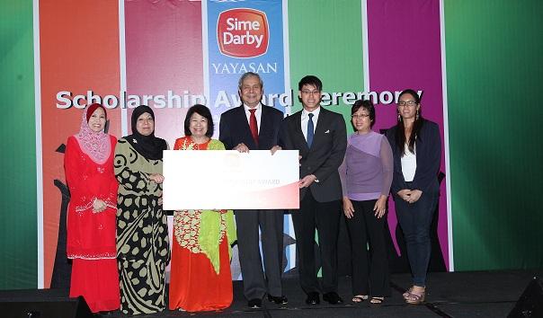 Yayasan Sime Darby Fulfills Dreams Of 194 Students Sime Darby Berhad